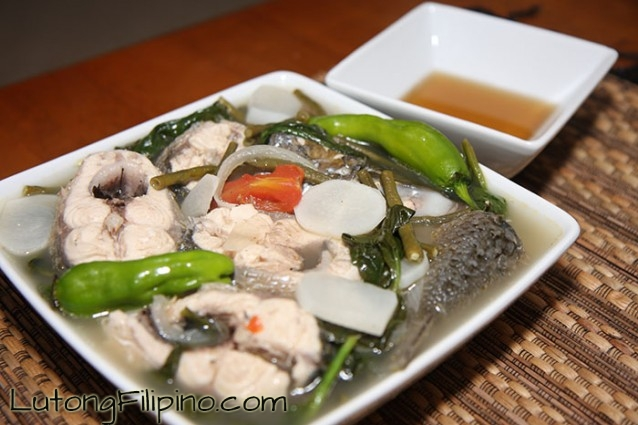 Sinigang Na Bangus Recipe Filipino Recipes From Lutong Filipino